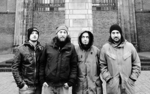 Italian Blackened Sludge Devastators MACERIE streaming new track from their debut offering