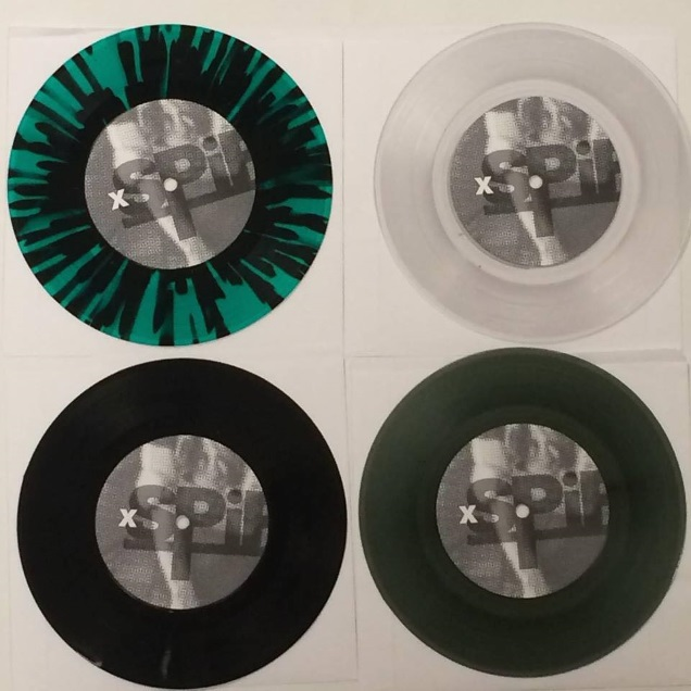 SPIRITS vinyl discs