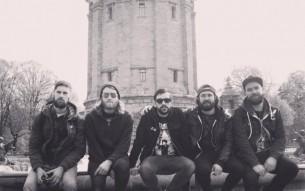 DIREWOLVES touring Europe