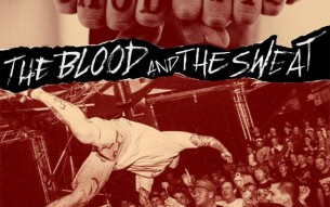 """The Blood & The Sweat"" hardcore photo book coming up!"