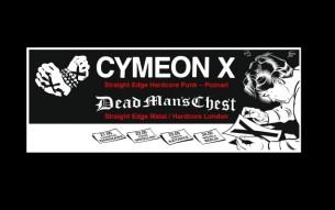 "CYMEON X / DEAD MAN'S CHEST ""Straight Edge Tour 2015″"