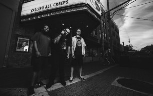"""""""Calling All Creeps"""" – HEAD CREEPS streaming their new EP"""