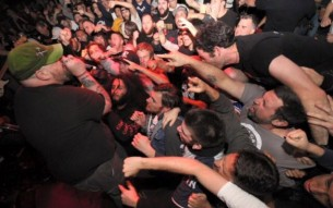 JUDGE / LIVING EYES feat. Dave Havok live at Gilman St. in Barkeley, May 2015!