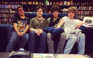 An interview with distorted punk rockers NOPES