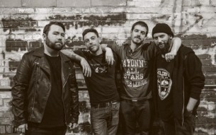 NJ punk rockers from THE SCANDALS check in from their current European tour