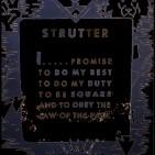 STRUTTER cover