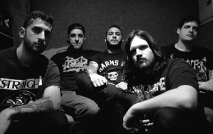 TWITCHING TONGUES name their new album