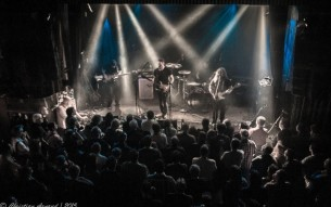 French rock band WOLVE streaming their debut album