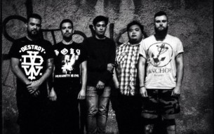 "Angst-filled Youth – an interview with ""punxcoreviolence"" band THE SEEKER!"