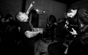 VERDUN (sludge/doom band on Throatruiner Records) completes debut album