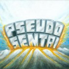 PSEUDO SENTAI logo by  Aaron Zimmerman