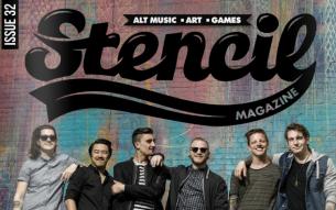 Stencil Mag #32 premiered!