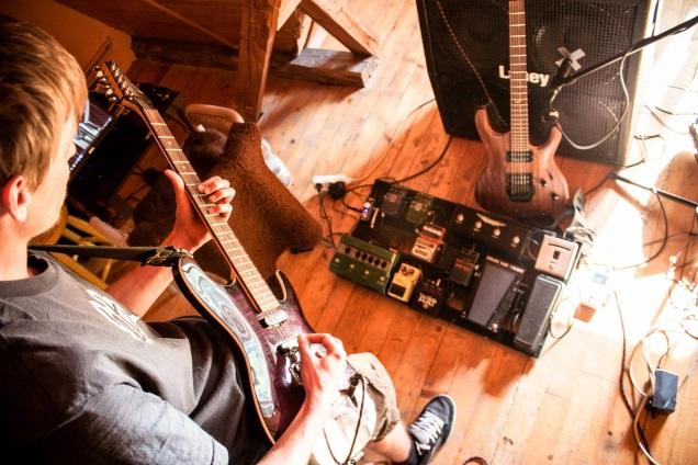FRONDIBUS recording