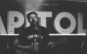 OLD TOWNS – acoustic folk punk rock musician from Canada discusses touring