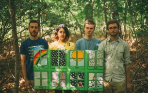 Indie rockers PINEGROVE streaming new LP!