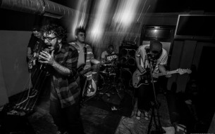 Indie emo punk band CONTRAIL premiere new track!