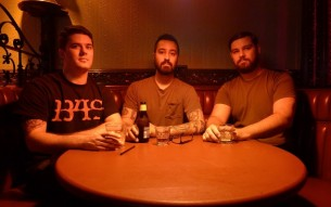 GHOSTLIMB streaming new song! New album due out February 5 on Vitriol Records!