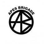 APES BRIGADE logo