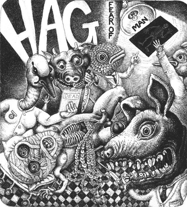 HAG cover!