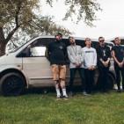 GRADER band photo