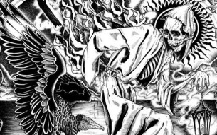 St. Valentine's Day Massacre: VENOMSPITTER / DSGNS double interview & new tracks premiere