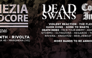 Venezia Hardcore Fest 2016 announced!
