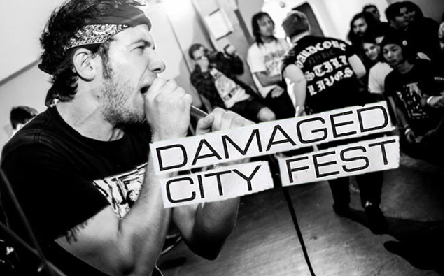 DAMAGED CITY