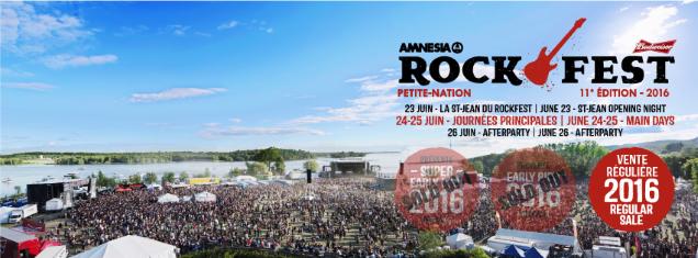 Amnesia Rock Fest promo