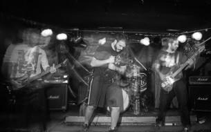 Greek hardcore band BELOW THE BOTTOM streaming new album