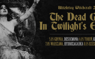 IN TWILIGHT'S EMBRACE / THE DEAD GOATS touring Poland