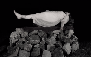 "GHOST BONES – ""Nape of my Neck"" video"