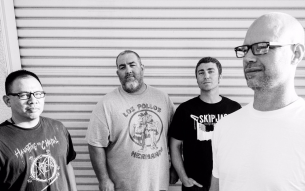 Skate punk rockers CASTOFF streaming new EP