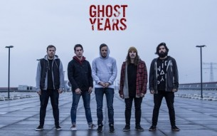 Emotional hardcore band GHOST YEARS sign with White Russian Records