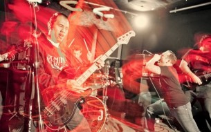 UNRESTRAINED premiere new track!