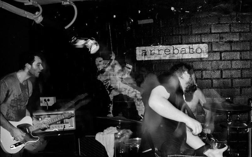 VIVA BELGRADO live, by Emilio Adarve