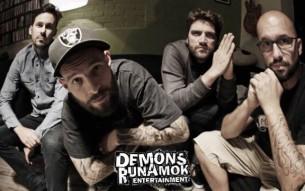 DIE MY DEMON band