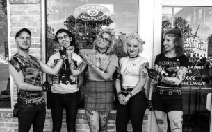 Trans / Feminist punk band G.L.O.S.S. breaks up; fans mourn