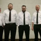 FOUR LIGHTS band photo