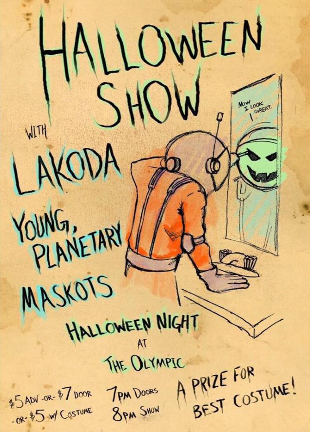 LAKODA show