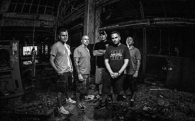 Verse Hardcore Band 89