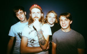 SORORITY NOISE / THE WORLD IS A BEAUTIFUL PLACE AND I AM NO LONGER AFRAID TO DIE split streaming in full