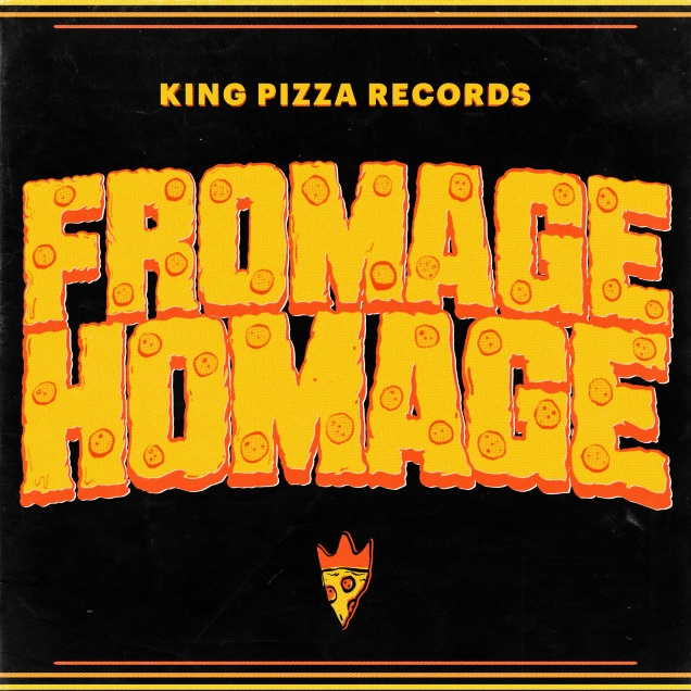 King Pizza Records!