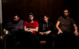 Experimental rockers PILE streaming new tracks; touring heavily