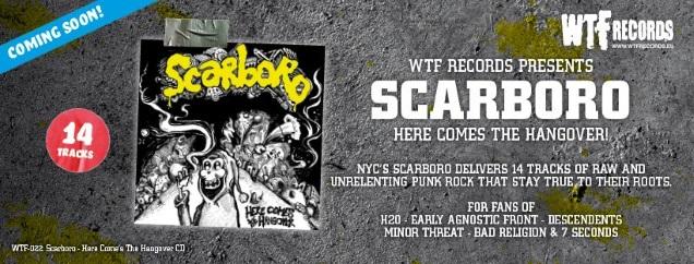 SCARBORO punk!