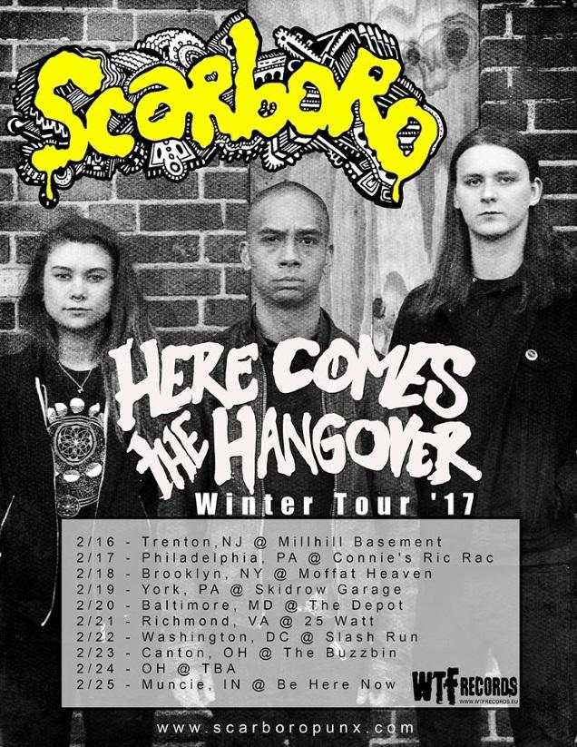 SCARBORO tour