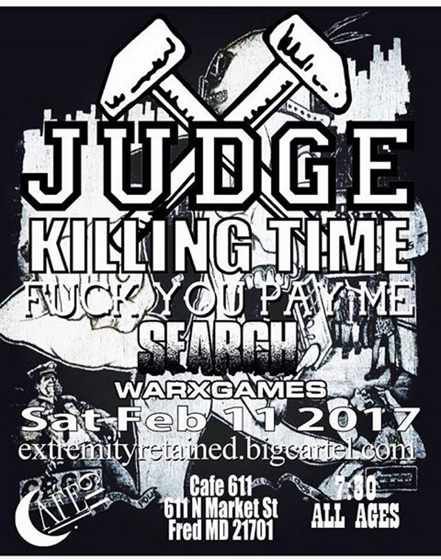 JUDGE Maryland