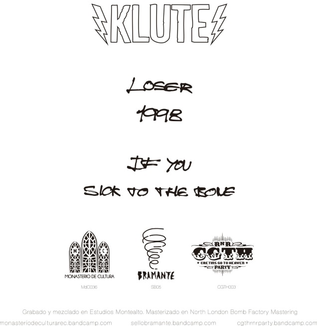 KLUTE cover