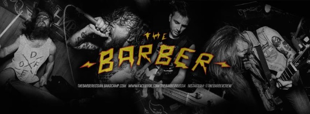 THE BARBER promo