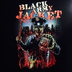 black army jacket