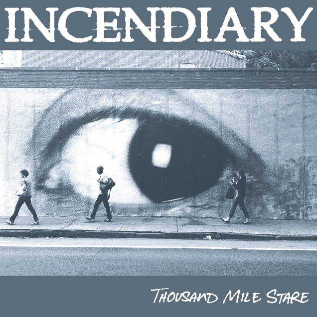 INCENDIARY! cover